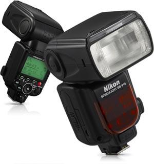 The Nikon SB-910 Speedlight