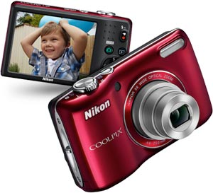 The Nikon COOLPIX L26