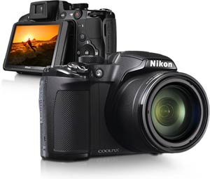 The Nikon COOLPIX P510