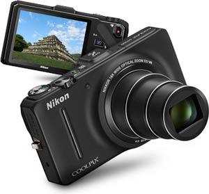 The Nikon COOLPIX S9300