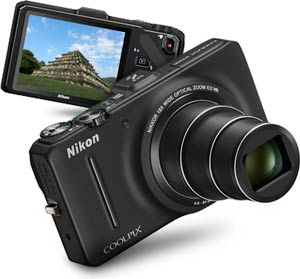 Nikon S9300 Review and Specs