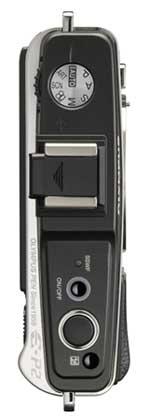 Olympus PEN E-P2 digital camera highlights