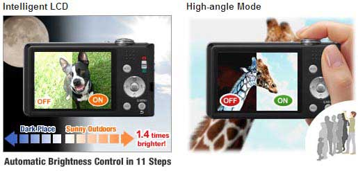 Intelligent LCD
