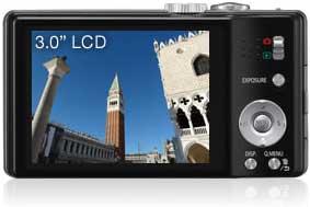 3-inch LCD