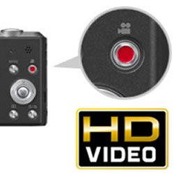 HD Video capabilities of the Panasonic LUMIX DMC-SZ3