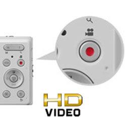 HD Video capabilities of the Panasonic LUMIX DMC-XS1