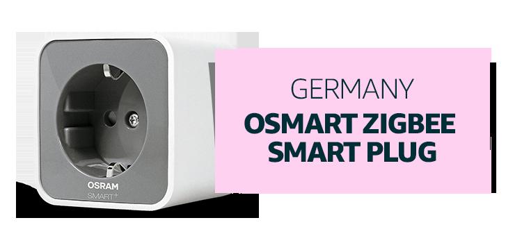 Germany - Osmart Zigbee Smart Plug