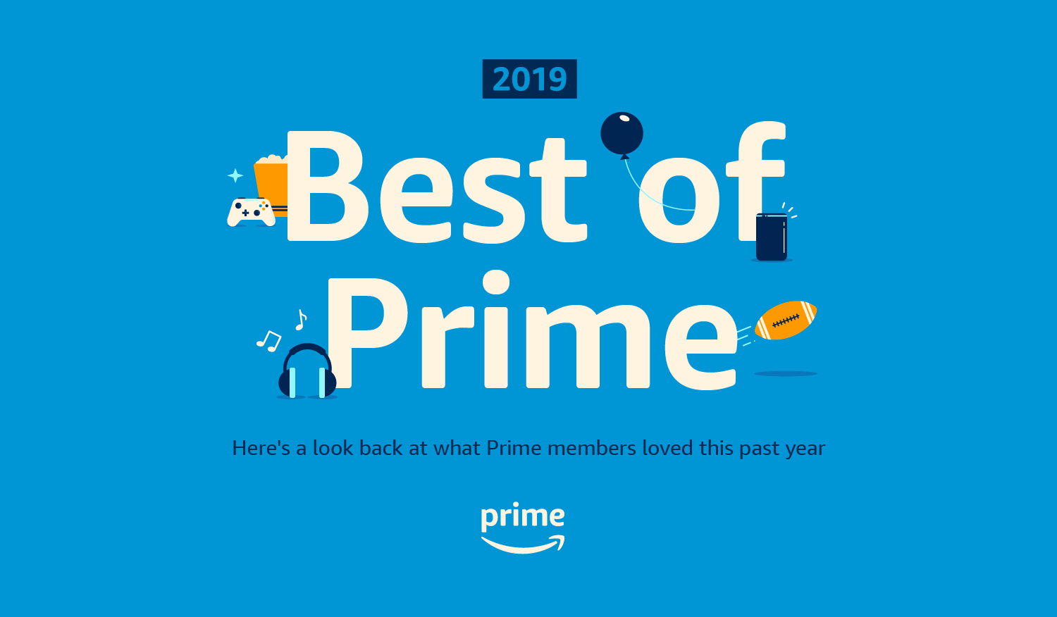 2019 Best of Prime: Here's a look back at what Prime members loved this past year