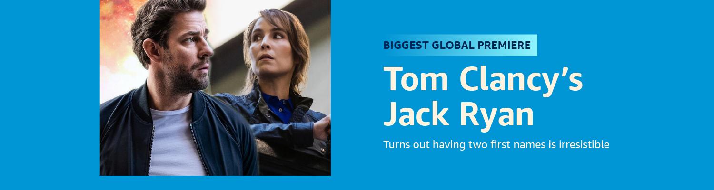 Biggest Global Premiere: Jack Ryan