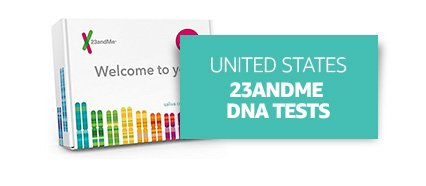 United States: 23andMe DNA Tests