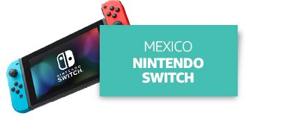 Mexico: Nintendo Switch