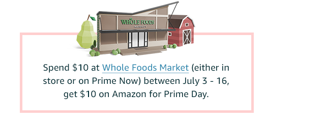 Shop at Whole Foods and get a discount
