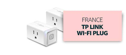 France: TP Link Wi-Fi Plug