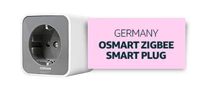 Germany: Osmart Zigbee Smart Plug