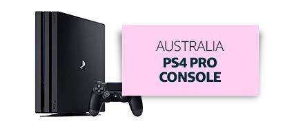 Australia: PS4 Pro Console