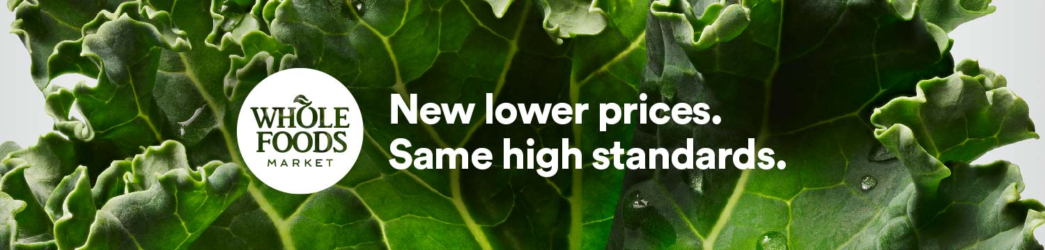 New lower prices. Same high standards.