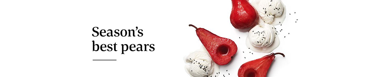 Season's best pears