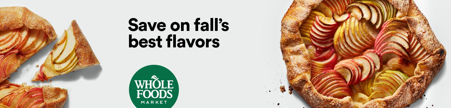 Save on fall's best flavors