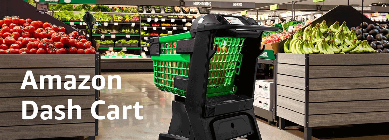 Amazon.com: Amazon Dash Cart: Grocery & Gourmet Food