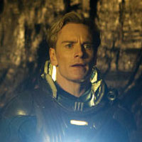 Michael Fassbender  as David
