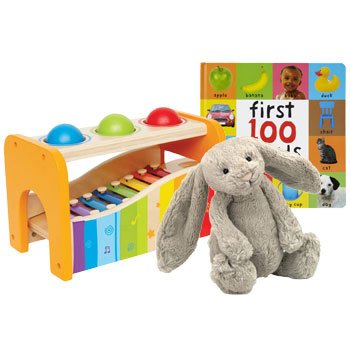 Image of toys & books items