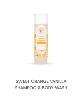 Orange Vanilla Shampoo & Body Wash