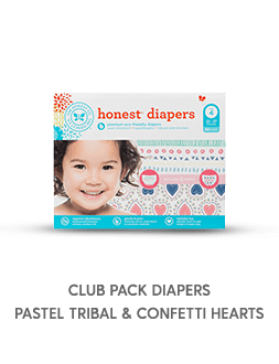 Club Pack Diapers