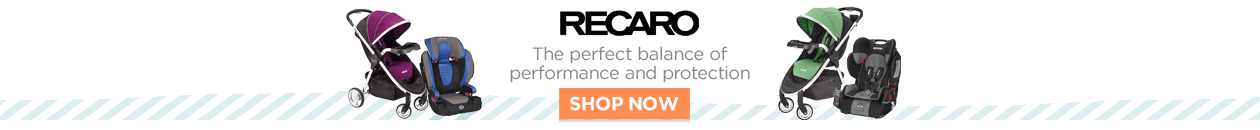 RECARO The perfect balance of performance and protection. Shop our Recaro collection