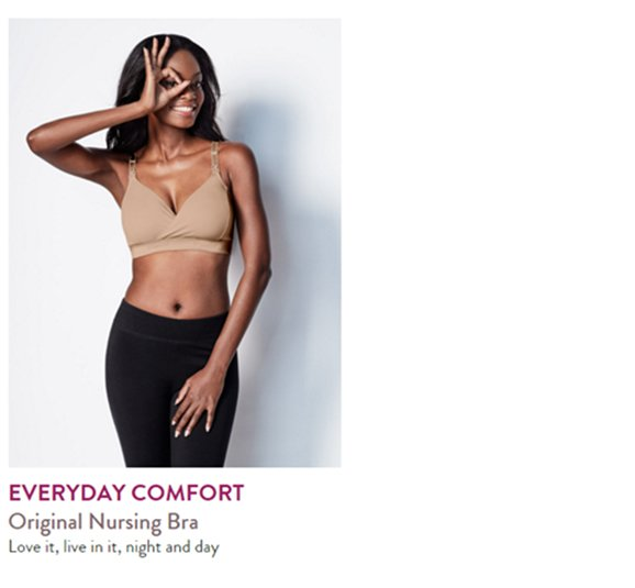 Shop the Original Nursing Bra