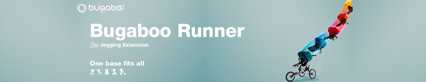Bugaboo Runner: The Jogging Extension