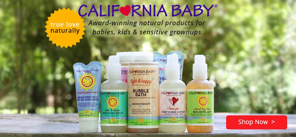Shop California Baby