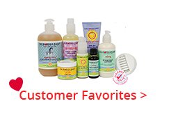 California Baby Customer Favorites
