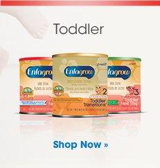 enfagrow toddler formula