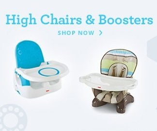 Shop Highchairs & Boosters