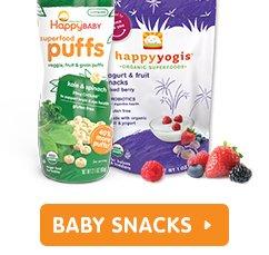 happy family baby food snacks