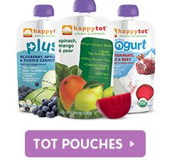 happy family tot pouches
