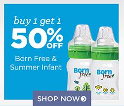 Zone 2- Born Free BOGO- Breastfeeding
