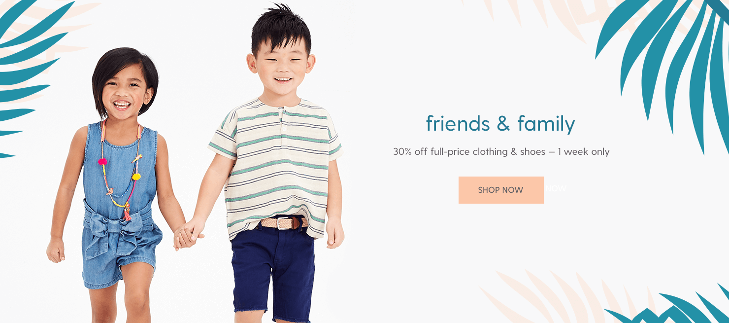 Friends & Family Clothing Shoes Sale