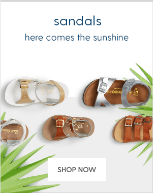 sandal lookbook