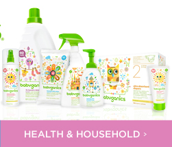 Baby-Safe World with Babyganics!