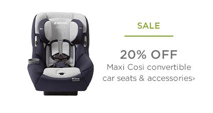 SALE - 20% Off Maxi-Cosi