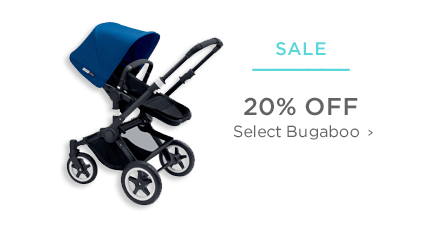 SALE - 20% Off Bugaboo