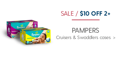 SALE - Pampers