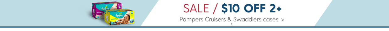 Save $10 on Pampers