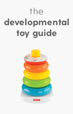 The Developmental Toy Guide