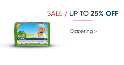 SALE - Diapers