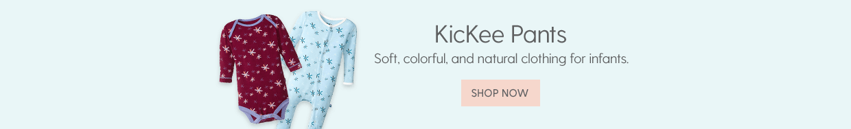 KicKee Pants | Soft, colorful, and natural clothing for infants