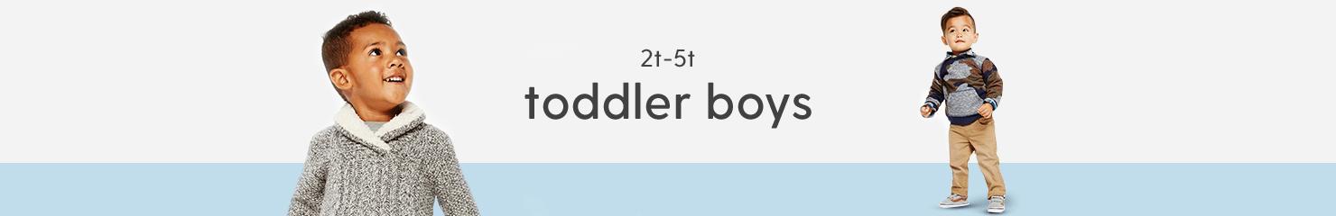 Toddler Boys | 2T-5T