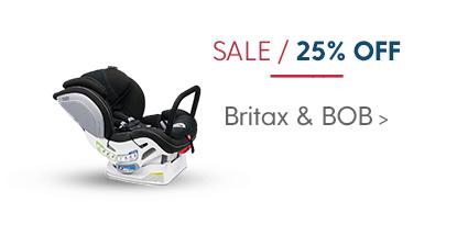 25% Off Britax & BOB