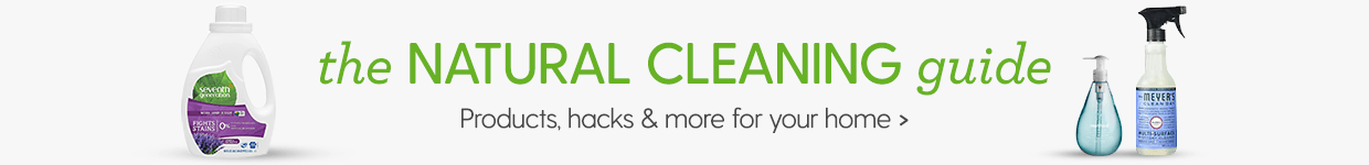 Visit the Natural Cleaning Shop
